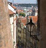 emblemEuropa prague för 2009 kyrklig tjeckisk dörrar republik Royaltyfria Bilder