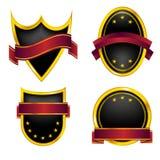 Emblems Stock Image