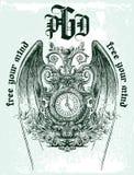 emblemvektor Royaltyfri Bild