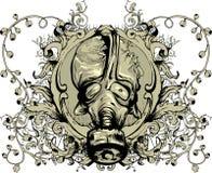 Emblème de cru Photo libre de droits
