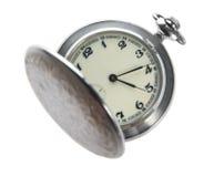Embolse el reloj fotografía de archivo libre de regalías