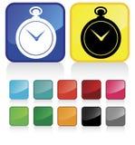 Embolse el reloj Imagen de archivo libre de regalías