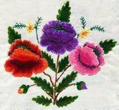 Emboroidery Stock Afbeelding