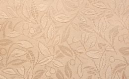 Embossed fabric texture Stock Photos