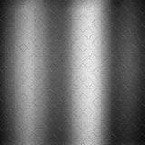 Embossed metal background Royalty Free Stock Photos