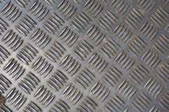 Embossed metalu abstrakta wzoru tekstury tło Zdjęcia Stock