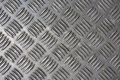 Embossed metalu abstrakta wzoru tekstury tło Fotografia Royalty Free