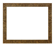 Embossed Picture Frame Stock Image