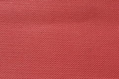 Embossed red pattern Stock Image