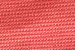 Embossed red pattern Royalty Free Stock Images