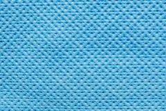 Embossed tekstura Syntetycznego włókna tkanina, zakończenie abstrakta tło obrazy stock