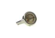 Embouchure de Trombone avec l'ombre images stock