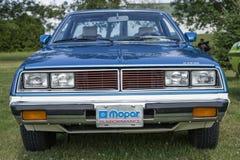 Embout avant de challengeur de Dodge image libre de droits