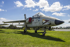 Embraer AMX - Brazilian Aerospacial Memorial (MAB) Stock Image