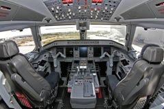 Embraer cabin Stock Photos