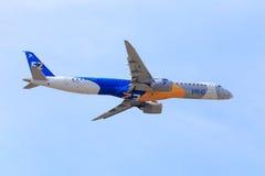 Embraer E195-E2 Royalty Free Stock Photos