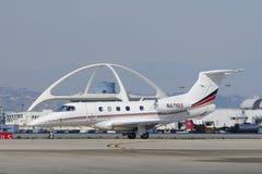 Embraer EMB-505 al LASSISMO Fotografie Stock Libere da Diritti