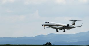Embraer ERJ 135 BJ   Royalty Free Stock Photos