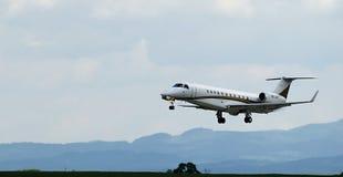 Embraer ERJ 135 BJ Royalty Free Stock Photos