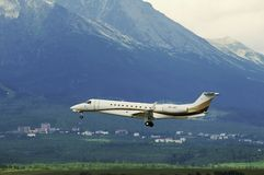 Embraer ERJ 135 BJ Stock Photo