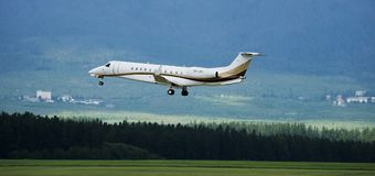 Embraer ERJ 135 BJ Stock Images
