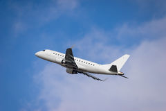 Embraer erj-170-100 erj-170STD Royalty-vrije Stock Foto