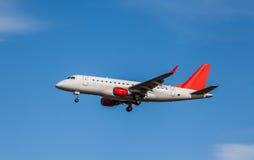 Embraer ERJ-170LR Images libres de droits