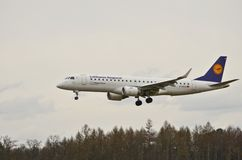 Embraer ERJ 190-200LR Images stock