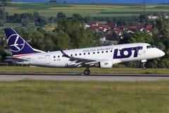 Embraer polonaise Photo stock