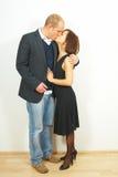 embrassez-moi Image libre de droits