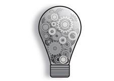 Embraye la lampe Photo stock