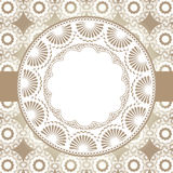 Embrodiery frame Royalty Free Stock Photography