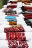 embroide传统乌克兰语 图库摄影