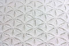 Lacy Cotton Fabric Royalty Free Stock Images