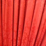 Embroidered curtain Royalty Free Stock Photography