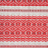 Embroidered ethnic Belarus pattern Stock Photos