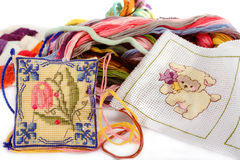 Embroidery Stock Photography