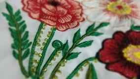 embroidery fotografia de stock