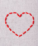 Embroidery stock image