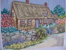 embroidery Imagens de Stock