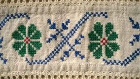 Embroidery2 Стоковые Изображения