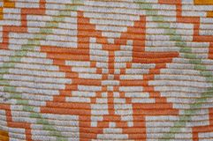 Embroidery background Royalty Free Stock Photo