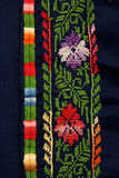 Embroidery By Needle Royalty Free Stock Photo
