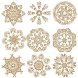 Embroidery Collection Royalty Free Stock Photos