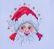 Embroidery And Cross-Stitch Design Royalty Free Stock Image