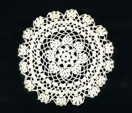 Embroidery doily Royalty Free Stock Photo