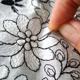 Embroidery embroider Royalty Free Stock Images