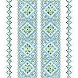 embroidery Ornamento nacional ucraniano Fotografia de Stock Royalty Free