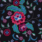 Embroidery Pattern for Design Royalty Free Stock Photography
