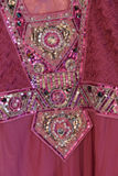 Embroidery and sequins Stock Images